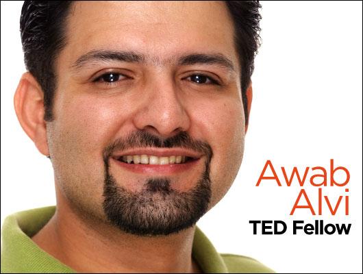 Awab Alvi TED Fellow