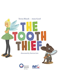Free Dental ebook for Children – The Tooth Thief