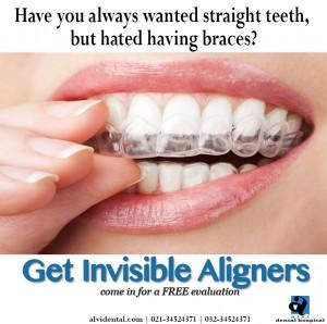 Invisible Aligners from Alvi Dental Hospital