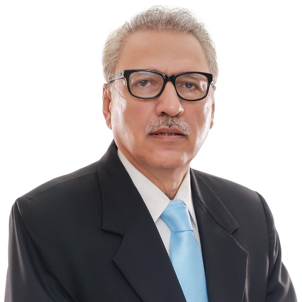Dr Arif Alvi