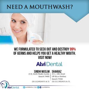 Alvi Dental Mouthwash